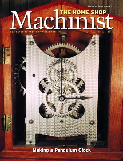 The Home Shop Machinist SO16 Cover